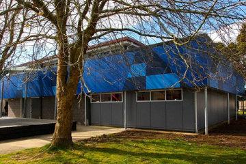 James Cook High School Gymnasium